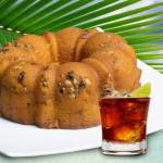 The Original Bacardi Rum Cake