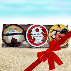 Give the perfect gift! This tripack features each of our quality flavors in convenient sizes.
